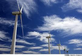 نیروگاه های بادی در ۱۰ شهر کشور