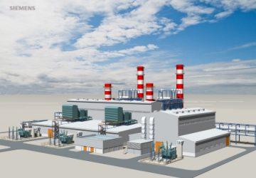 انیمیشن شرکت زیمنس در خصوص نحوه کار نیروگاه سیکل ترکیبی