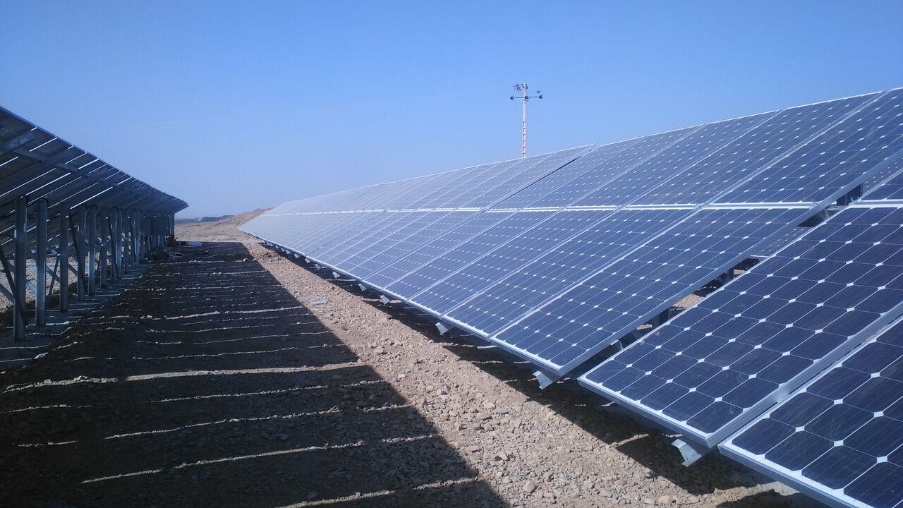 یزد در جایگاه نخست بهره برداری از نیروگاه های خورشیدی قرار دارد