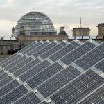 آلمان استفاده از انرژی خورشیدی در منازل را اجباری میکند